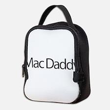mac daddy-b.jpg Neoprene Lunch Bag