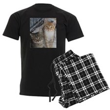 Tabby Kitty Cats Pajamas
