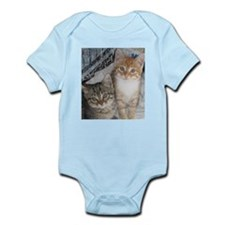 Tabby Kitty Cats Body Suit
