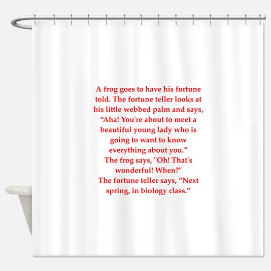 39 Shower Curtain