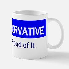 Conservative Slogan Mug