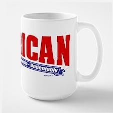 Undeniably American Mug