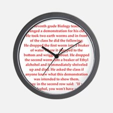 3 Wall Clock