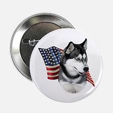 Husky(blk) Flag Button