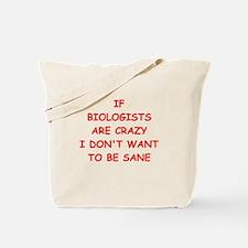 BIOLOGIS Tote Bag