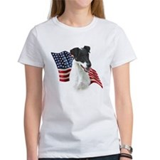 Smooth Fox Flag Tee