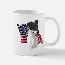 Smooth Fox Flag Mug