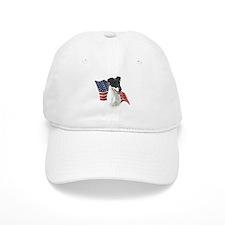 Smooth Fox Flag Baseball Cap