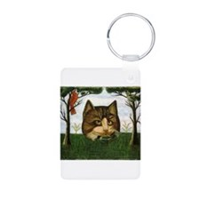 Cat art Keychains