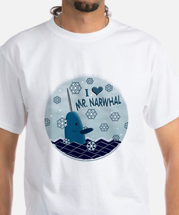MR NARWHAL copy 4print T-Shirt