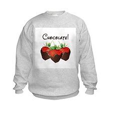 Chocolate Lovers Sweatshirt