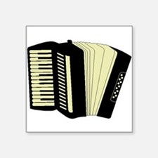Accordion Sticker