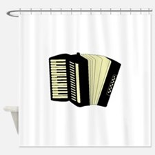Accordion Shower Curtain