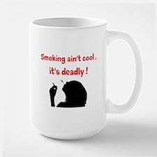 SMOKING AINT COOL Mugs