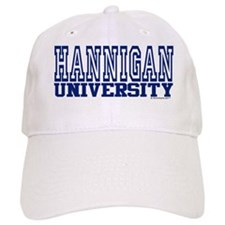 HANNIGAN University Baseball Cap