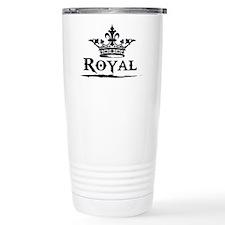 Cute King crown Travel Mug