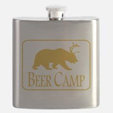 Beer Camp Flask