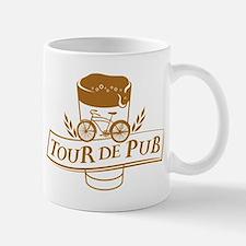 Tour de Pub Small Small Mug