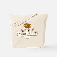 Tour de Pub Tote Bag