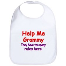 Help Me Grammy. They have too many rules here Bib