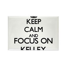 Keep calm and Focus on Kelley Magnets