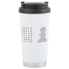 Cute Russian Travel Mug