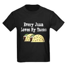 Every Juan Likes T