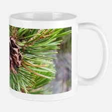Pine Cone Mugs