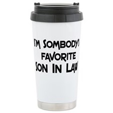 Cute Son Travel Mug