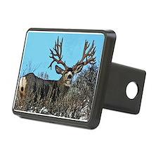 Trophy mule deer buck b Hitch Cover