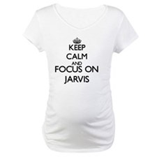 Keep calm and Focus on Jarvis Shirt