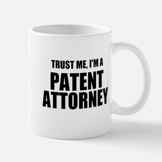 Trust Me, I'm A Patent Attorney Mugs