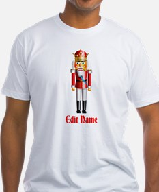 Customizable Nutcracker T-Shirt