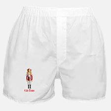 Customizable Nutcracker Boxer Shorts