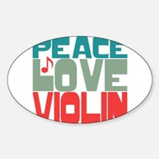 Cool Orchestra Sticker (Oval)