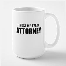 Trust Me, I'm An Attorney Mugs
