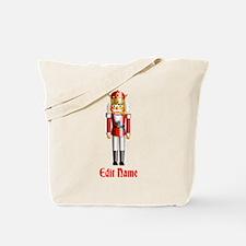 Customizable Nutcracker Tote Bag