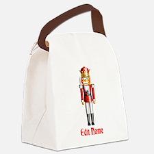 Customizable Nutcracker Canvas Lunch Bag