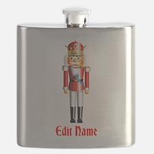 Customizable Nutcracker Flask