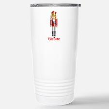 Customizable Nutcracker Travel Mug