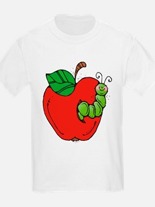 Apple Worm.jpg T-Shirt