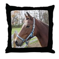 Funny Kayla Throw Pillow
