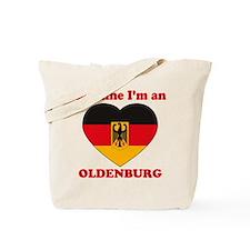 Oldenburg, Valentine's Day Tote Bag