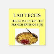 LAB Sticker