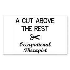 A Cut Above the Rest-- Occupational Therapist Stic