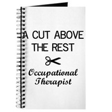 A Cut Above the Rest-- Occupational Therapist Jour