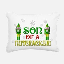 Cute Nutcracker christmas Rectangular Canvas Pillow