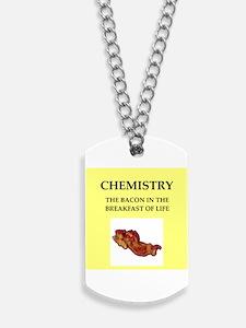 CHEMISTRY Dog Tags