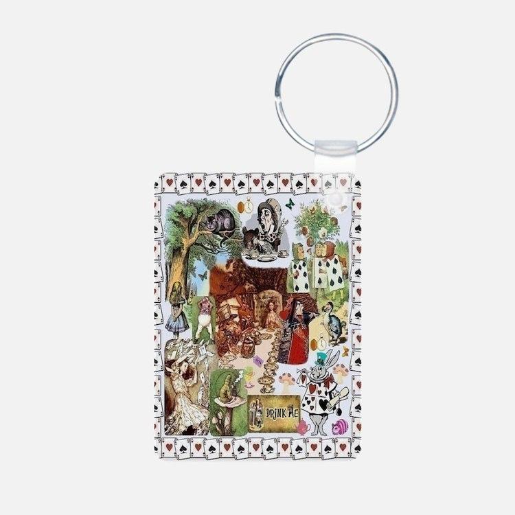 Wonderland Keychains Keychains