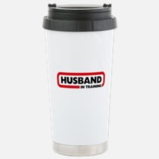 Husband in Training Travel Mug